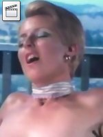 Carly parker big tits get covered in cum